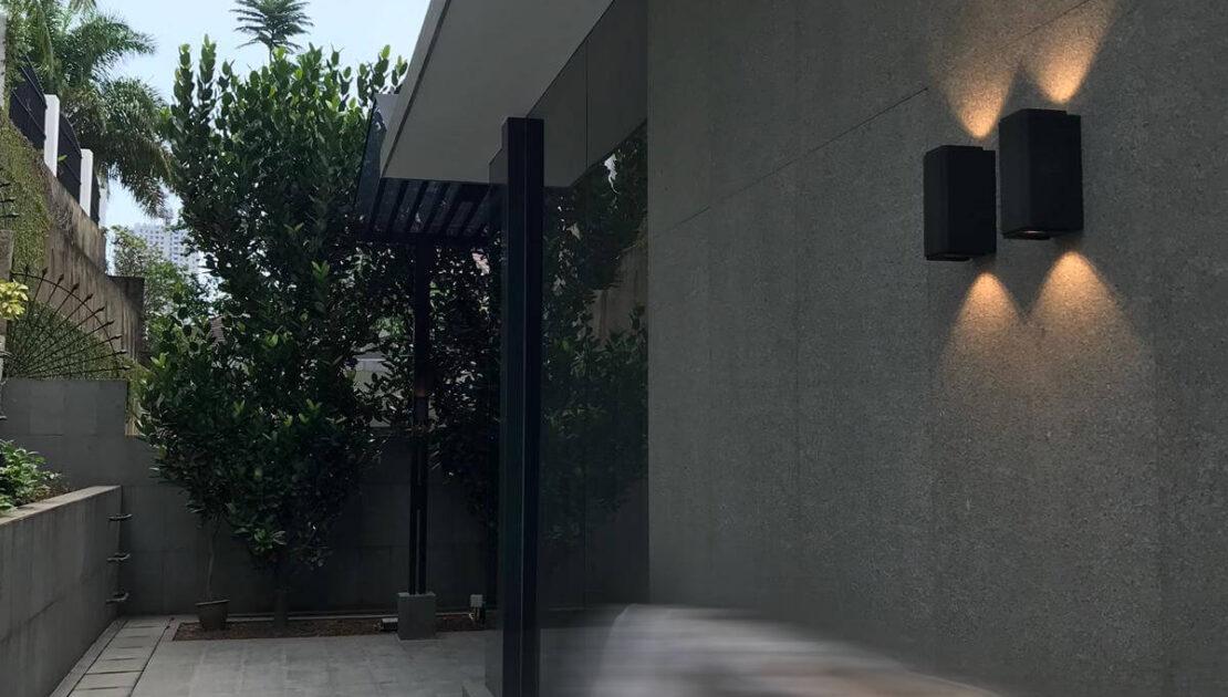 7A Swettenham ham Residential lighting project 1