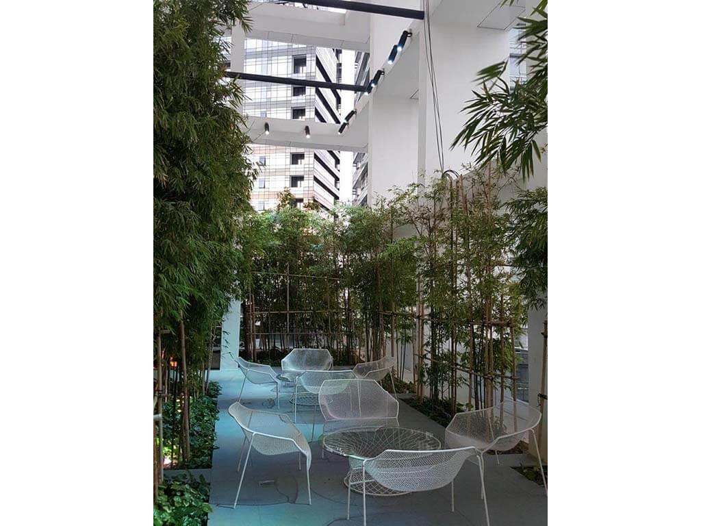 LE NOUVEL ARDMORE downlight garden