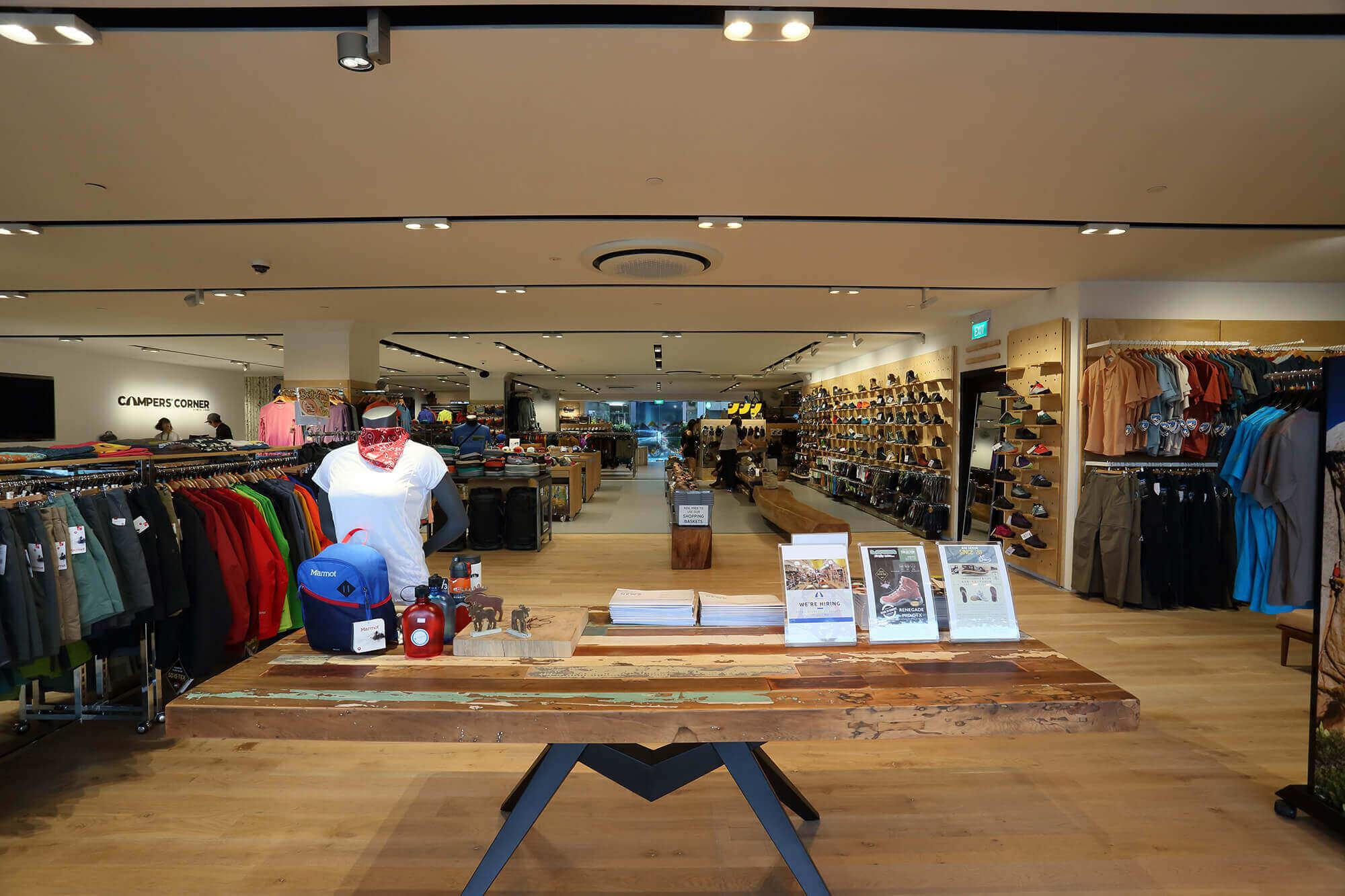 Shop Lighting PRoject Light Journey
