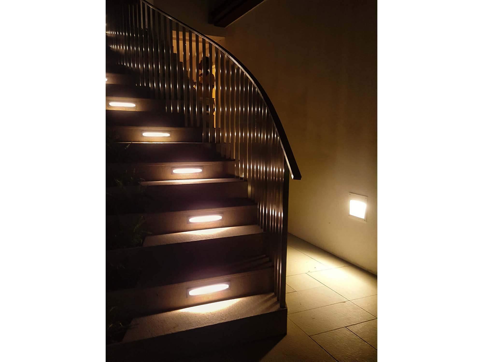 Staircase lighting singapore