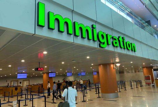 Yongon Internaitonal Airport