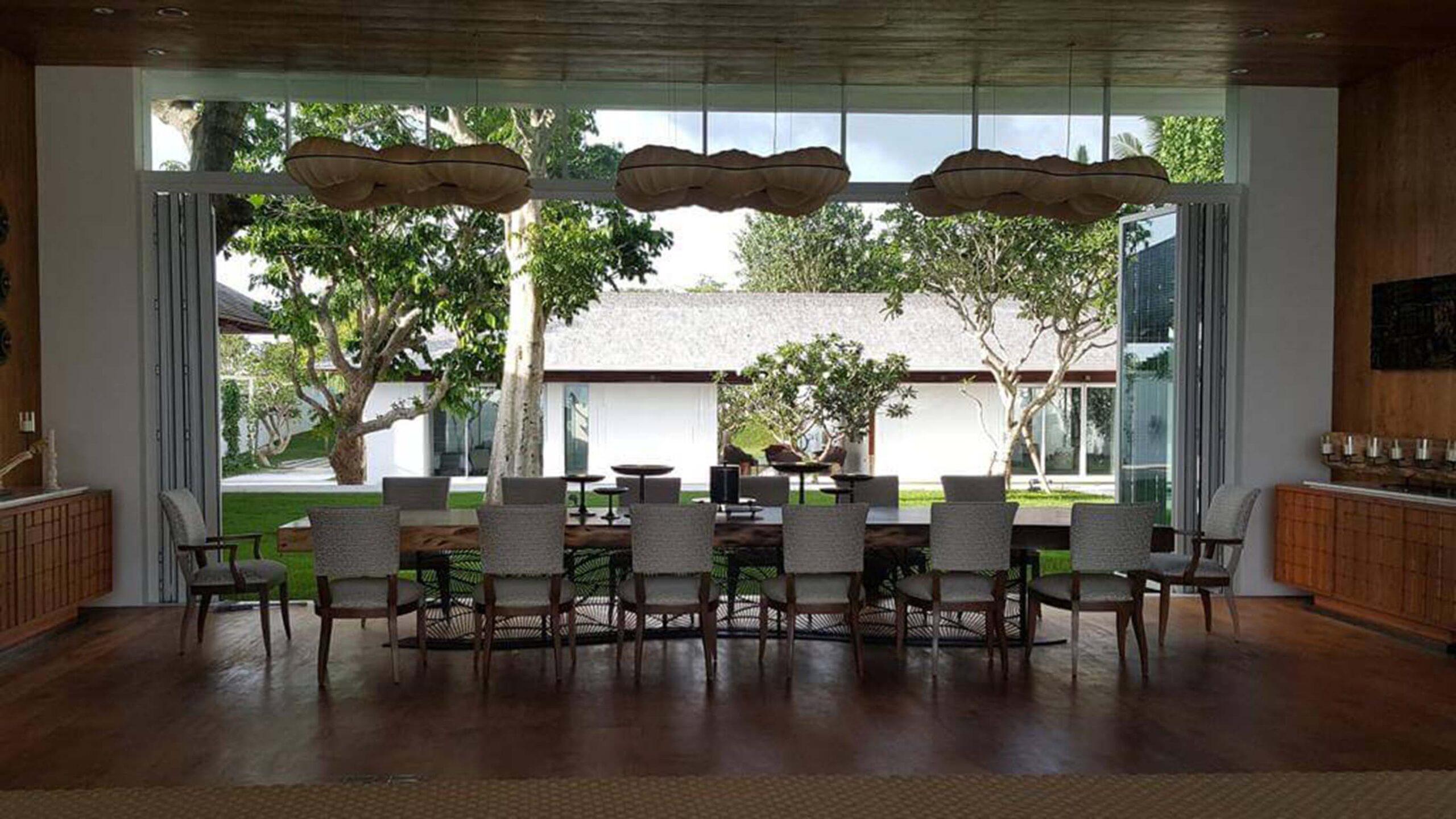 bali vila ceiling light 1