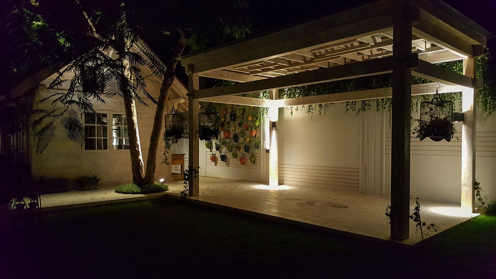bali vila garden lighting 1