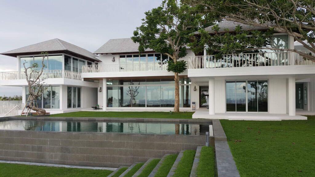 Bali Vila - Lighting Project