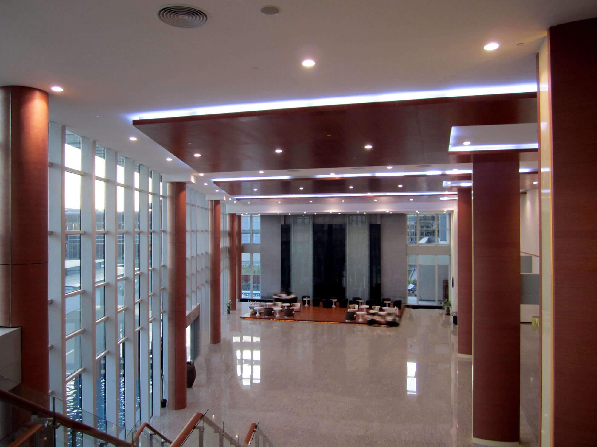 naypitaw airport myanmar lighting project