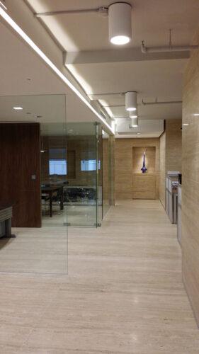office lighting vega project
