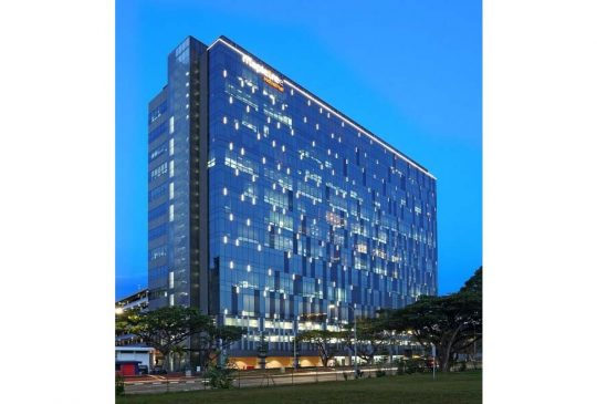 Featured MapleTree Industrial New Hi-Tech Space 1