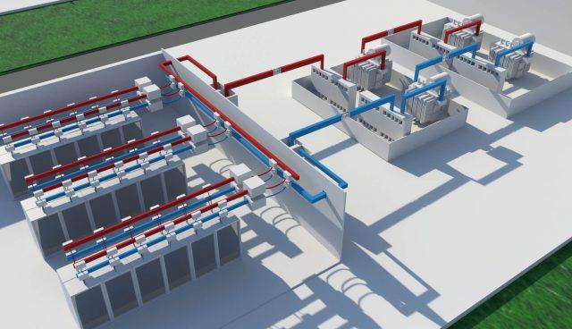Busbar trunking system supplier for data center