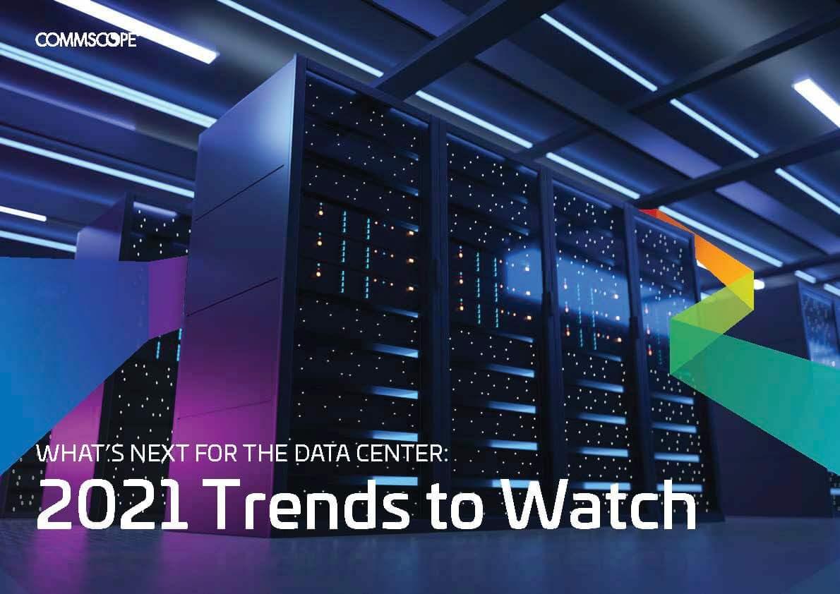 Ebook - DAta Center Trends 2021