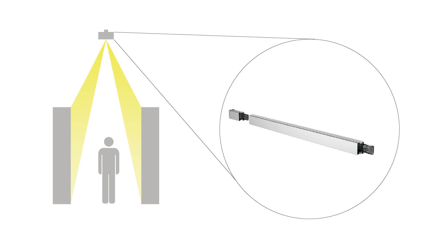 Lighting for Data Centers