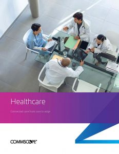 Brochure Data Cable Healthcare Network Solution