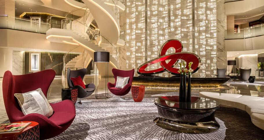 Metalarte Project four seasons hotel guangzhou