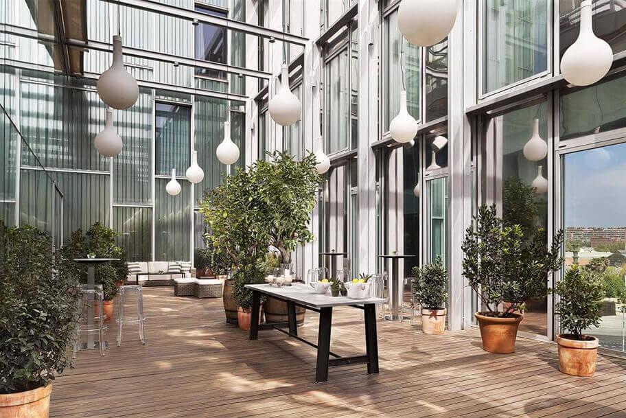 Metalarte Project melia sky hotel