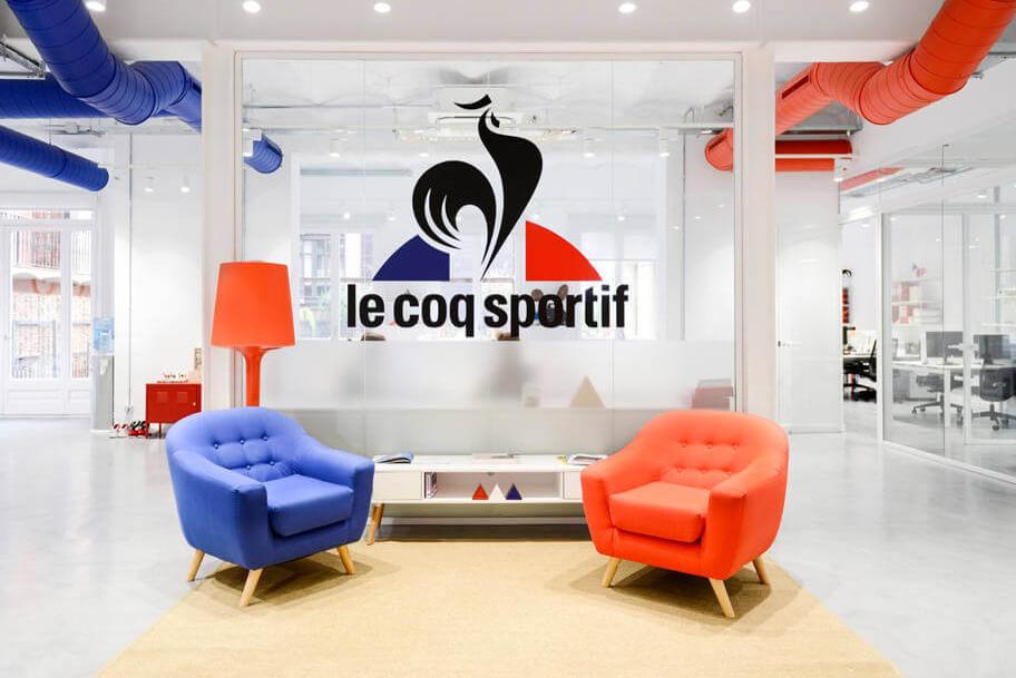 Metalarte Project le coq sportif office barcelona