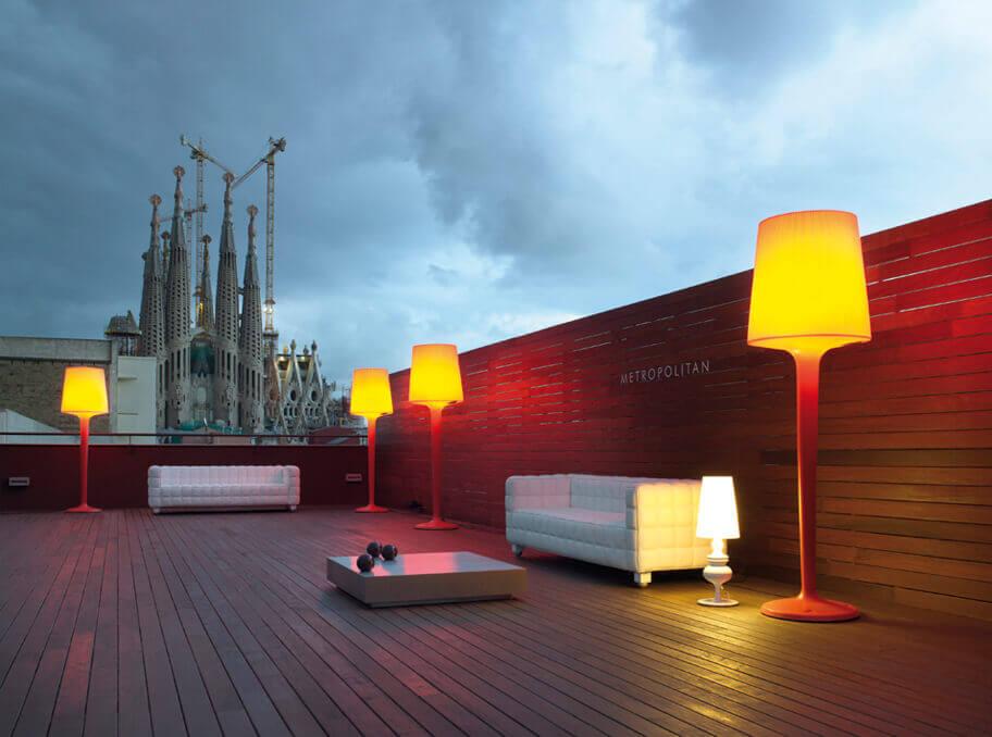 Metalarte Project metropolitan gym Barcelona