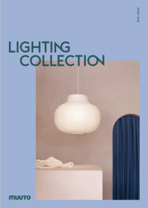 Muuto Catalogue Front Page