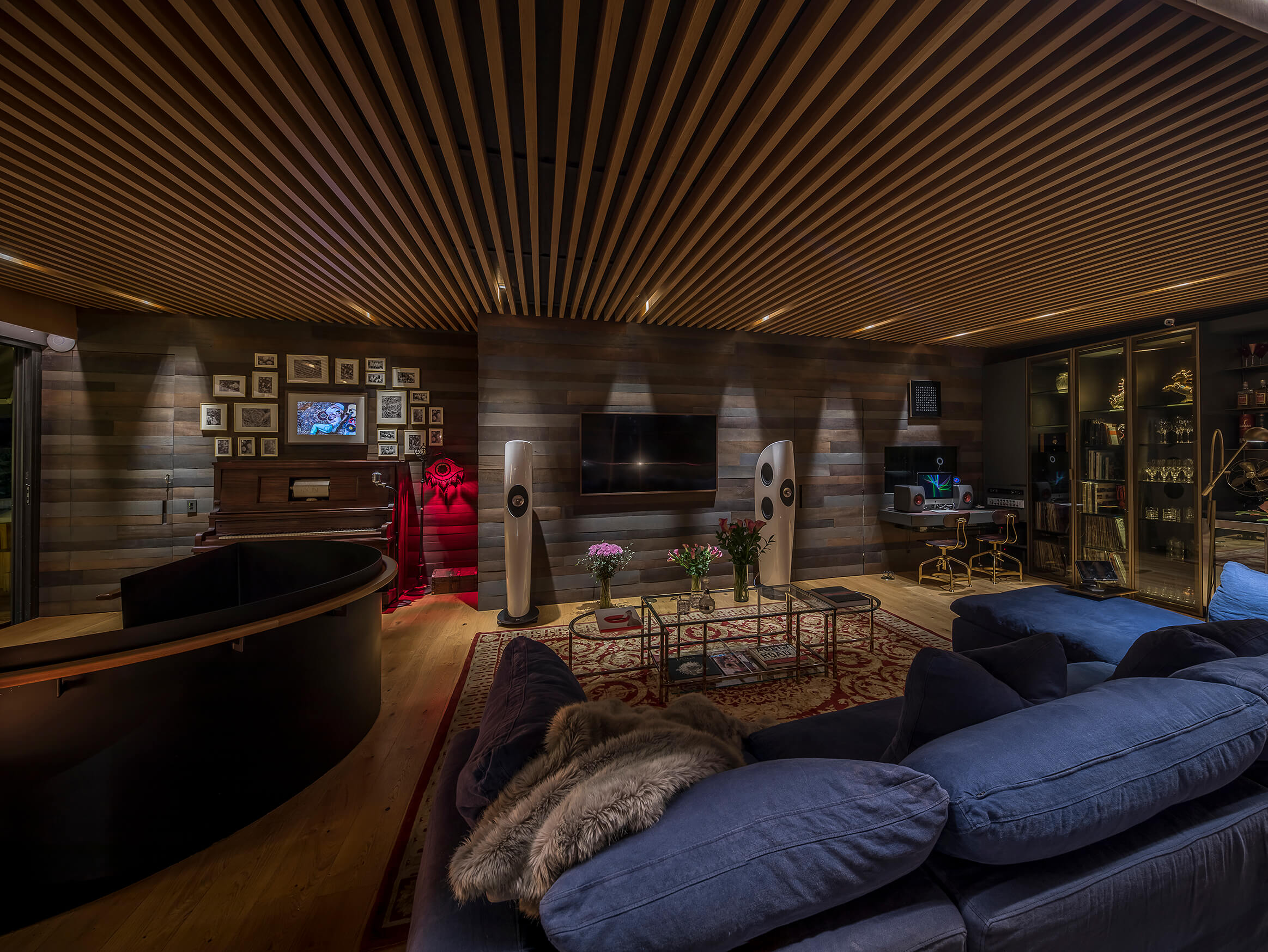 Penthouse Bogota Lighting Project Targetti