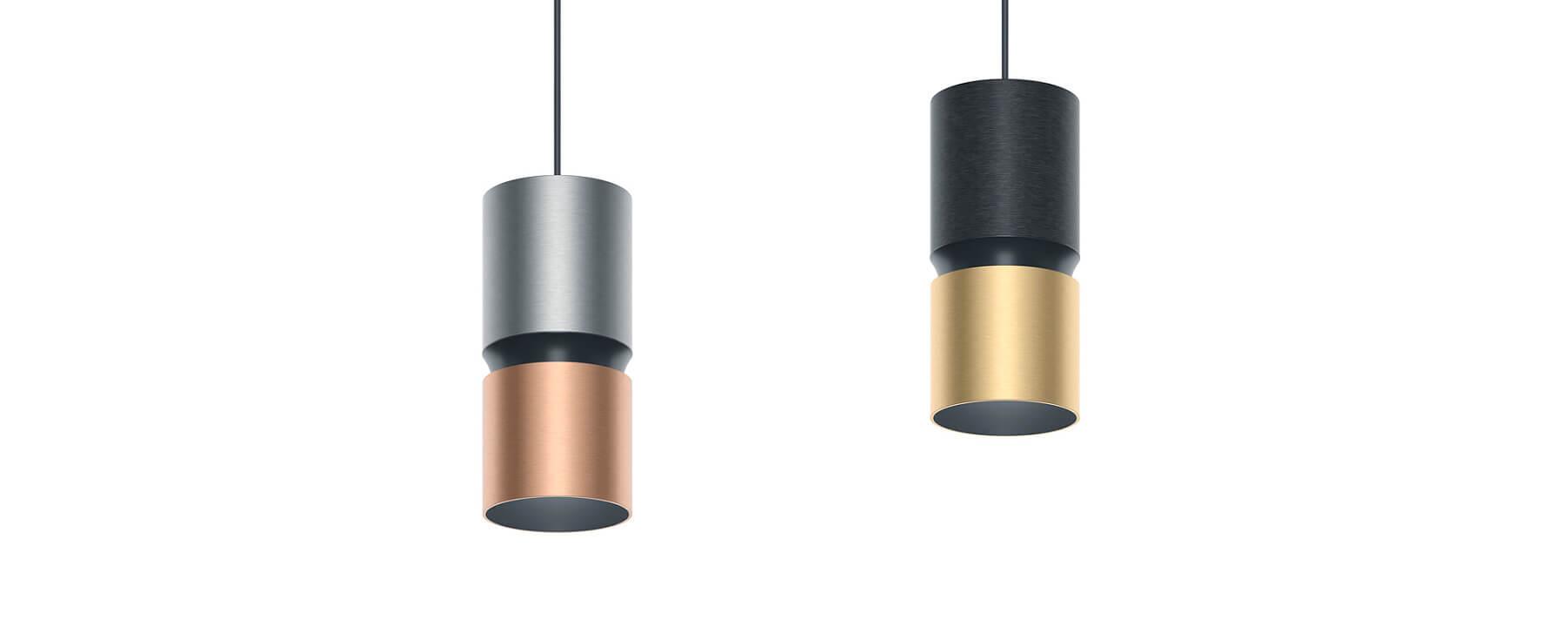 ERCO lighting product Atrium double focus
