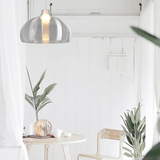 Scandinavian Style 3D printed Lighting