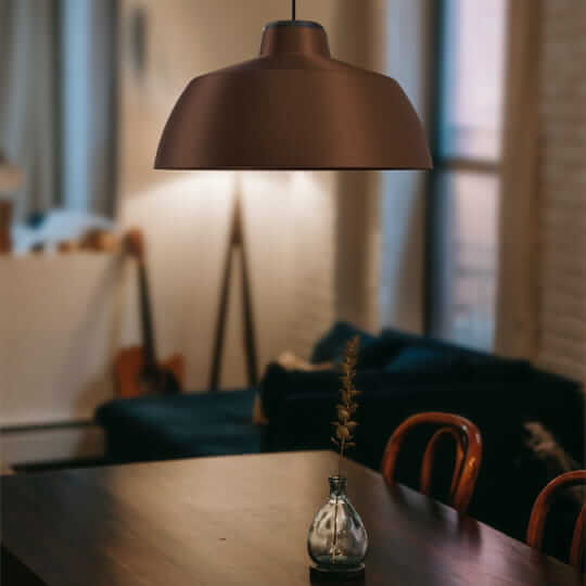 Vintage Collection 3D printed Lamp