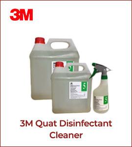 3M Disinfectant Cleaner