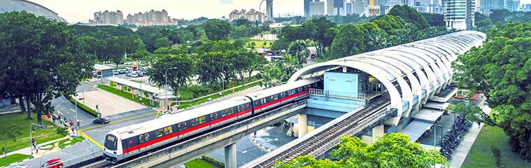 Land Transport Authority (LTA) Projects