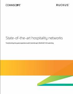 Hospitality networks Brochure