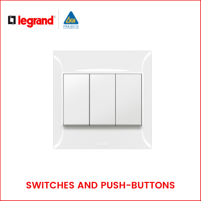 Legrand-BELANKO S SWITCHES AND PUSH-BUTTONS