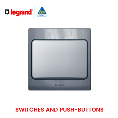 Legrand-MALLIA SWITCHES AND PUSH-BUTTONS