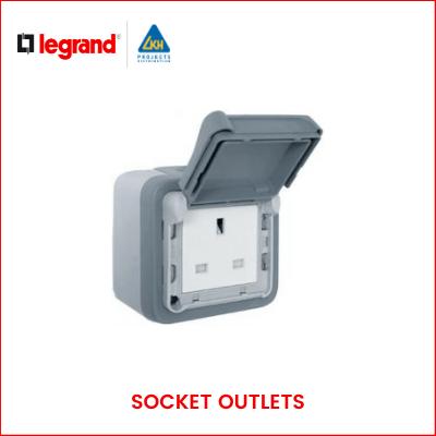 Legrand - PLEXO IP55_66 SOCKET OUTLETS