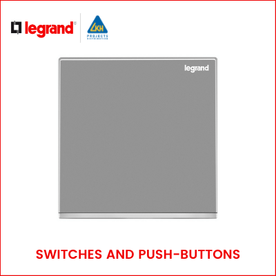 Legrand Switches - GALION AND PUSH-BUTTONS