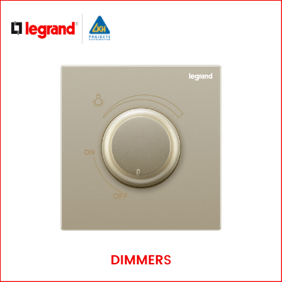 Legrand Switches - GALION DIMMERS