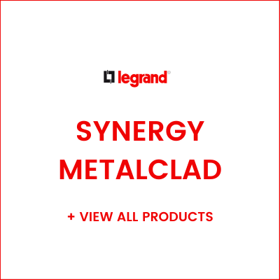 More SYNERGY METALCLAD Switches & SOCKETS