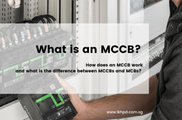 What is an MCCB